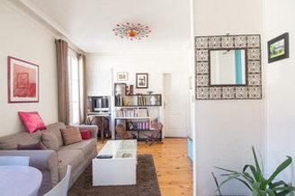 Appartement Rue Planchat Paris 20°
