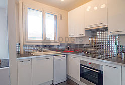 Квартира Seine st-denis Est - Кухня