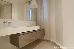 Apartment Paris 5° - Bathroom