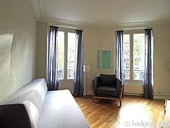 Apartment Paris 5° - Bedroom 2