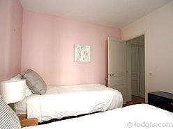 Appartement Paris 5° - Chambre 3