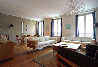 Quartier Latin – Panthéon Paris 5° 3 bedroom Apartment