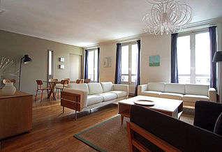 Quartier Latin – Panthéon Parigi 5° 3 camere Appartamento
