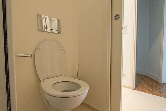 Appartement Paris 5° - WC