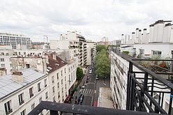 アパルトマン パリ 19区 - テラス