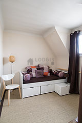 アパルトマン パリ 19区 - ベッドルーム 2
