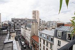 Appartamento Parigi 19° - Terrazzo
