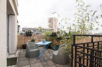 Apartment Rue Joinville Paris 19°