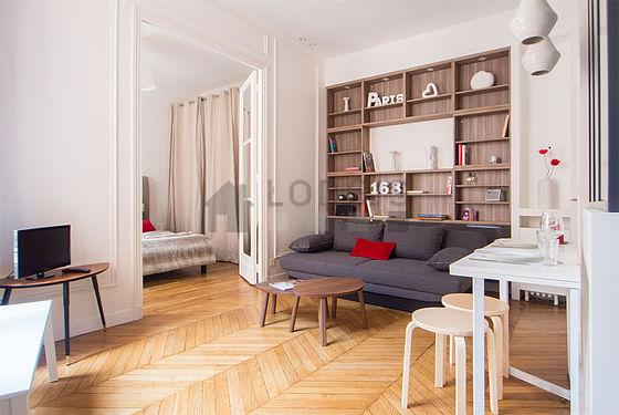 Location appartement 1 chambre avec ascenseur et concierge for Location meuble paris 17