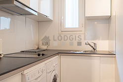 Apartment Paris 2° - Kitchen