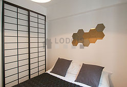 Appartement Paris 2° - Chambre