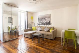 Wohnung Rue De Chabrol Paris 10°