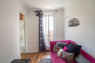 La Villette Paris 19° 1 bedroom Apartment