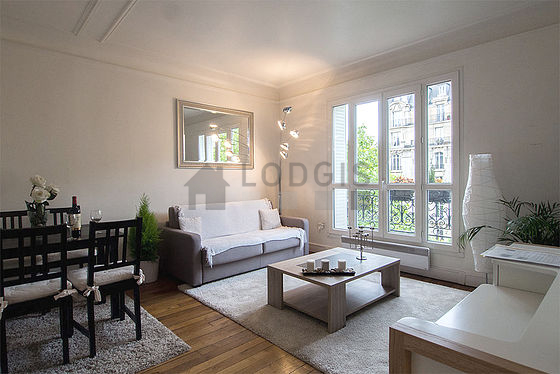 Location appartement 1 chambre avec ascenseur et chemin e paris 16 boulevard exelmans - Appartement meuble paris 16 ...