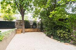 Casa Haut de Seine Nord - Giardino