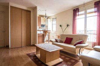 La Villette 巴黎19区 單間公寓
