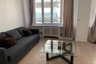 Trocadéro – Passy 巴黎16区 2個房間 公寓