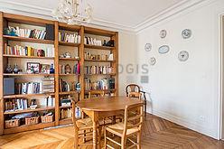 公寓 巴黎12区 - 饭厅