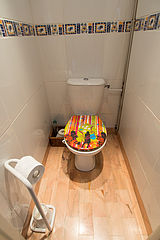 公寓 巴黎12区 - 厕所