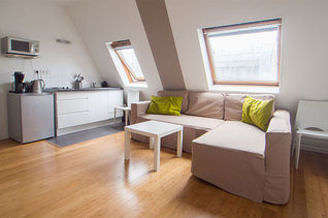 Appartement 1 chambre Paris 10° Canal Saint Martin