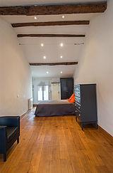 Duplex Paris 5° - Chambre