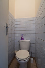 Квартира Париж 20° - Туалет
