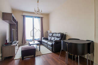Gambetta Paris 20° 2 bedroom Apartment