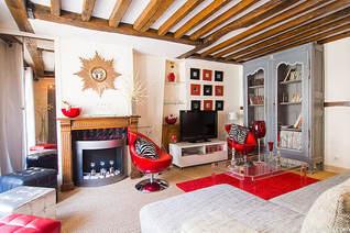 Квартира Rue Gomboust Париж 1°