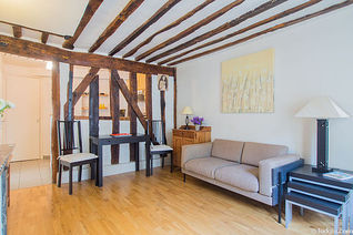 Wohnung Rue Pecquay Paris 4°
