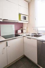 Apartamento París 9° - Cocina