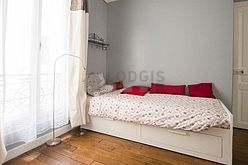 Apartment Paris 9° - Bedroom 2