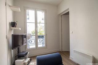 Apartamento Rue Stephenson París 18°