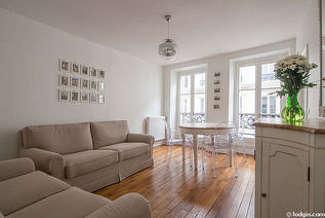 Notre Dame des Champs París 6° 2 dormitorios Apartamento