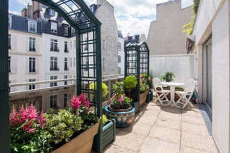 Appartement Avenue Beaucour Paris 8°