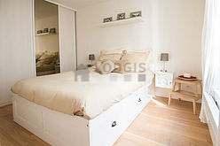 Apartment Paris 17° - Bedroom