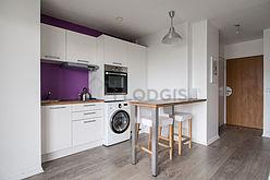 Wohnung Paris 19° - Küche