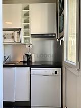 Apartamento Haut de seine Nord - Cocina