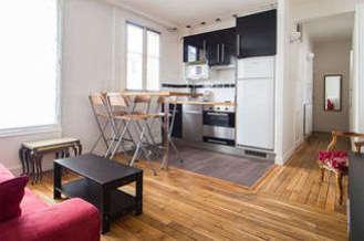 Batignolles París 17° 1 dormitorio Apartamento