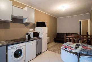 Appartement 2 chambres Paris 19° La Villette