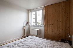 公寓 巴黎19区 - 卧室 3