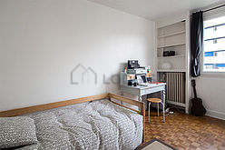 Apartamento París 19° - Dormitorio 2