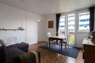 Buttes Chaumont Париж 19° 3 спальни Квартира