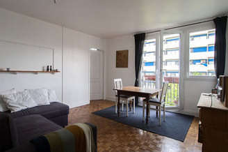 Buttes Chaumont Paris 19° 3 bedroom Apartment