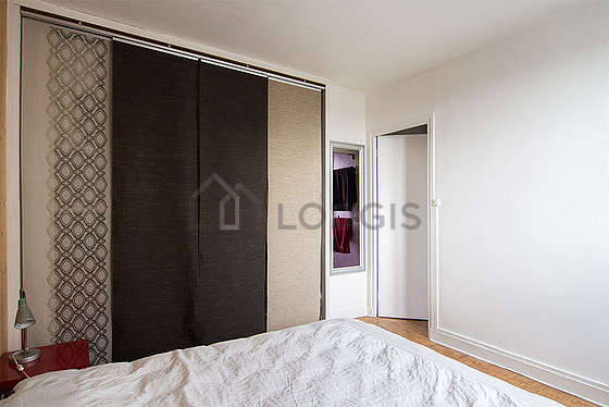 Chambre calme pour 2 personnes équipée de 1 lit(s) de 180cm