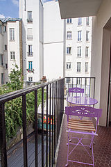 Apartment Paris 5° - Terrace