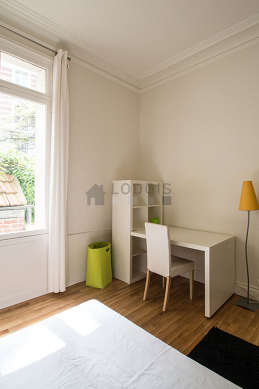 Appartement Paris 16° - Chambre 2