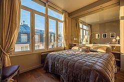 Дуплекс Париж 7° - Спальня
