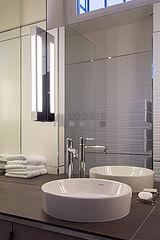 Duplex Paris 7° - Salle de bain