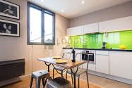 Dúplex Paris 7° - Cozinha