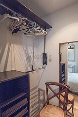 Apartamento París 11° - Guardarropa